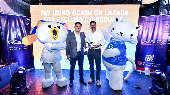 GCash is the Newest Way to Pay in Lazada - Mynt